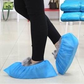 Cubre zapato de Polipropileno desechable, bolsa de 100 unidades